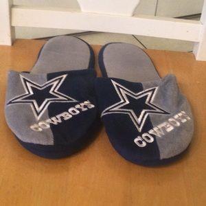 Dallas Cowboy Slippers
